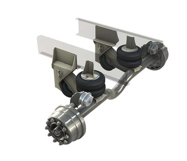 Ridewe1 ridewell lift axle suspensions stengel bros inc