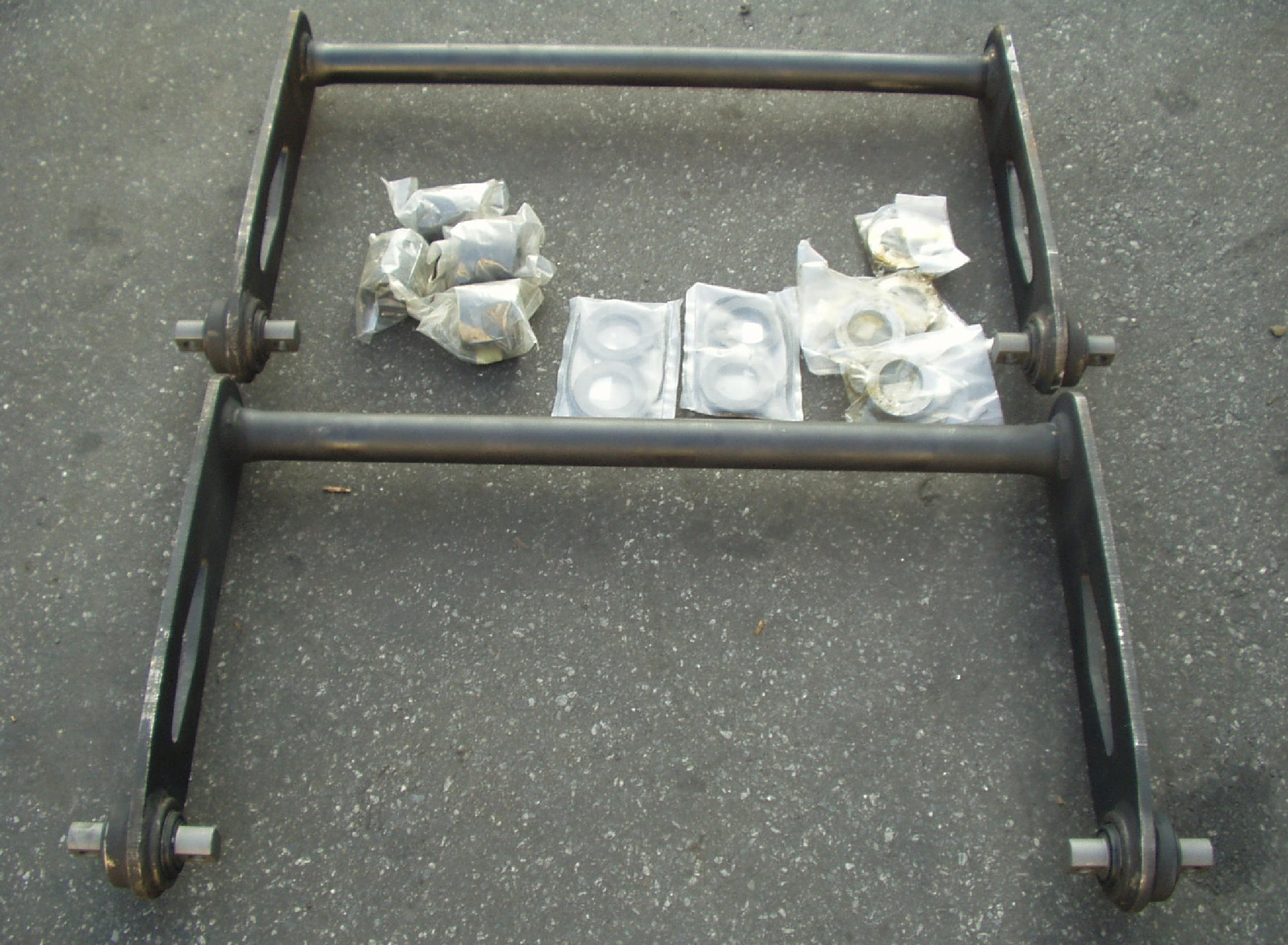 Kenworth Replacement Suspension Parts